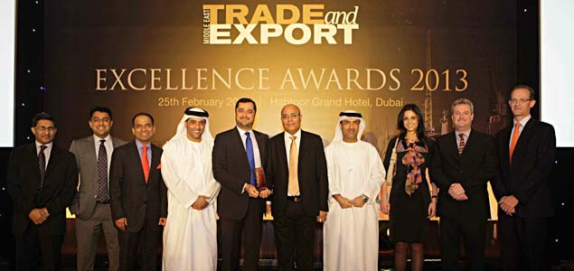 Editor's Choice Award for Contributing to Trade Finance